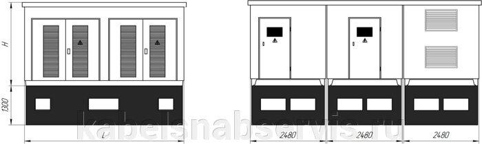 Бетонные корпуса для трансформаторных подстанций БКТП, КТП - фото pic_68e09789dbc33a7_700x3000_1.jpg