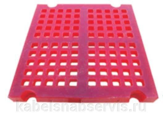 Сита (Просеивающие поверхности) резиновые износостойкие - фото pic_7c91b3befdeda01_700x3000_1.jpg