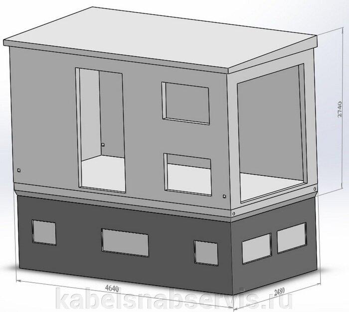 Бетонные корпуса для трансформаторных подстанций БКТП, КТП - фото pic_f6edefbbbbf17b9_700x3000_1.jpg
