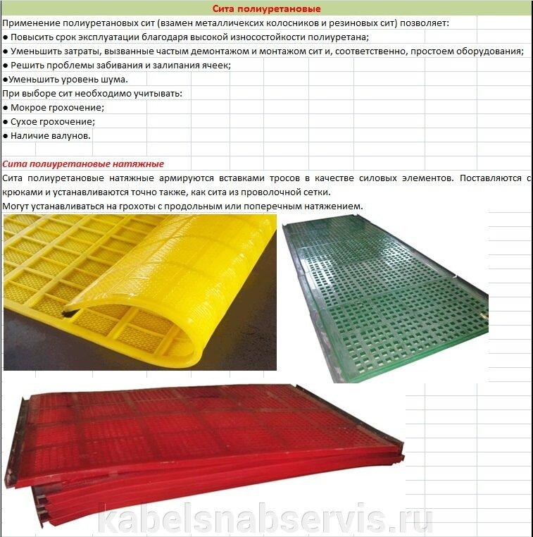 Сита (Просеивающие поверхности) резиновые износостойкие - фото pic_5283572dd143a04474054c7a2ff4708c_1920x9000_1.jpg
