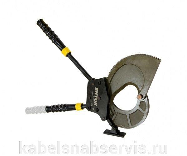 Инструменты для резки кабеля марки Shtok (ножницы механические, гидравлические, электрогидравлические, арматурорезы) - фото pic_264b070ed3e2619_700x3000_1.jpg