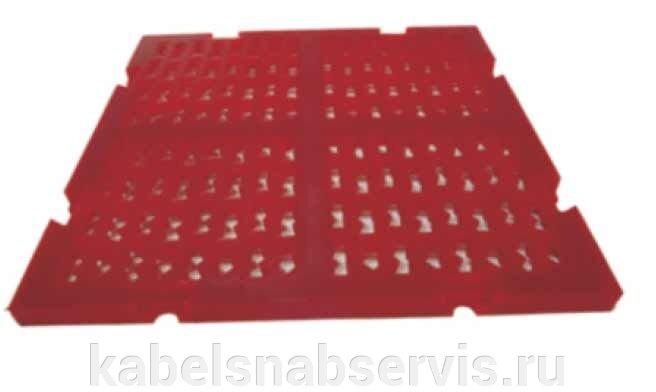 Сита (Просеивающие поверхности) резиновые износостойкие - фото pic_f2edd71c2b962c5_700x3000_1.jpg