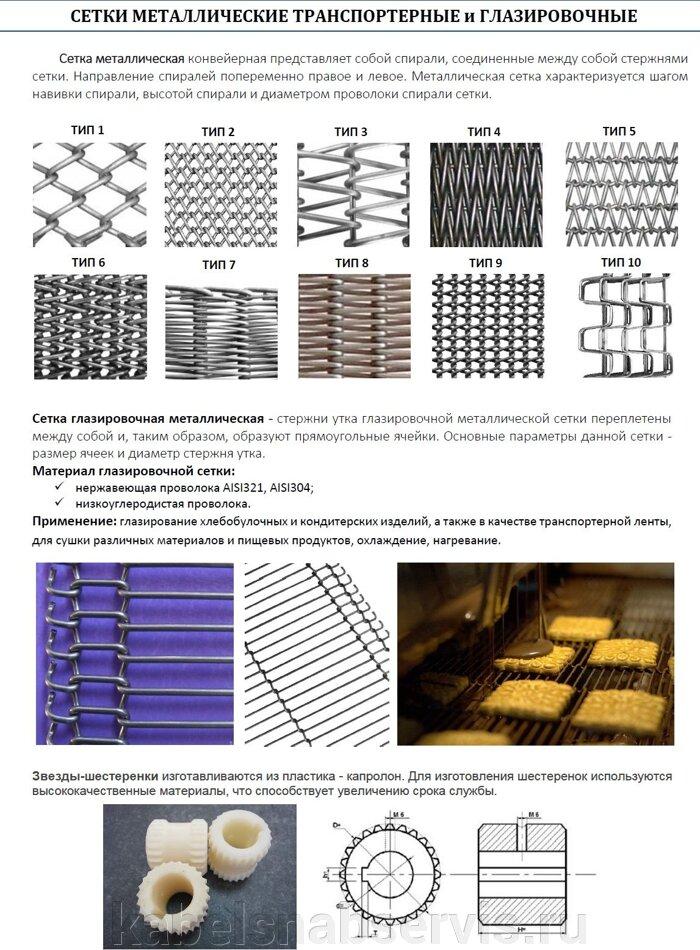 Сетки металлические транспортерные и глазировочные - фото pic_04bf6e488b52412_700x3000_1.jpg