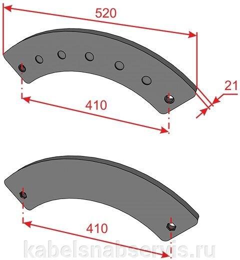Резиновая футеровка спиралей классификатора - фото pic_fb5bdf7f9435a09_700x3000_1.jpg
