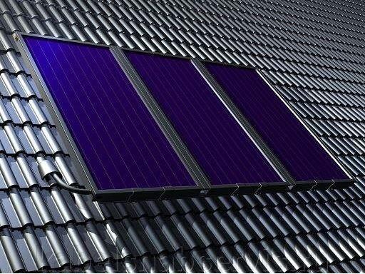 Солнечные коллекторы - фото 2
