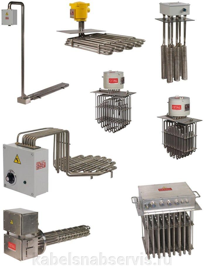 Быстросъемные погружные электрические нагреватели - фото 2