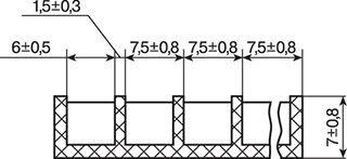 Ковры дражные резиновые ТУ 2533-004-88668243-2016 для золотодобывающих драг и пром. установок - фото pic_384d27fa2601405_700x3000_1.jpg