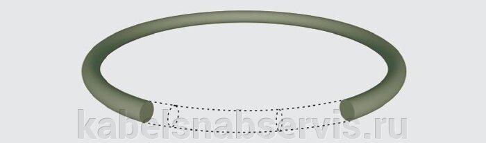 Ремни клиновые, плоские, зубчатые, круглого сечения, для комбайнов. сельхозтехники - фото 29