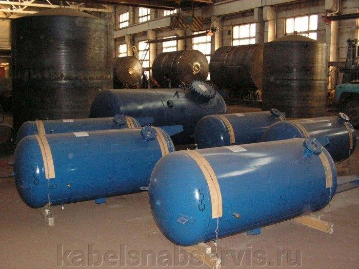 Резервуары вертикальные стальные, ресиверы воздуха, аргона, кислорода, азота, водорода - фото pic_cf48b6fd81349f4_700x3000_1.jpg