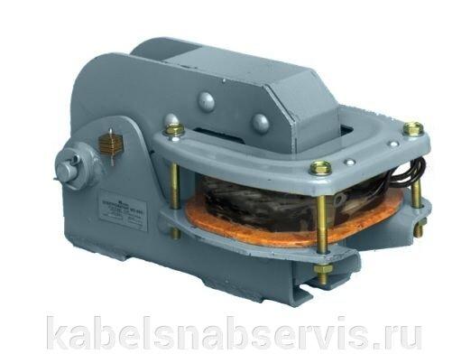 Электромагниты, катушки к электромагнитам, кнопки, блоки резисторов, выключатели, контакты - фото 3