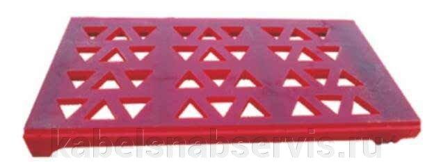 Сита (Просеивающие поверхности) резиновые износостойкие - фото pic_fa61990f74b03ef_700x3000_1.jpg