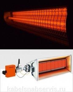 Электрические инфракрасные излучатели - фото 1