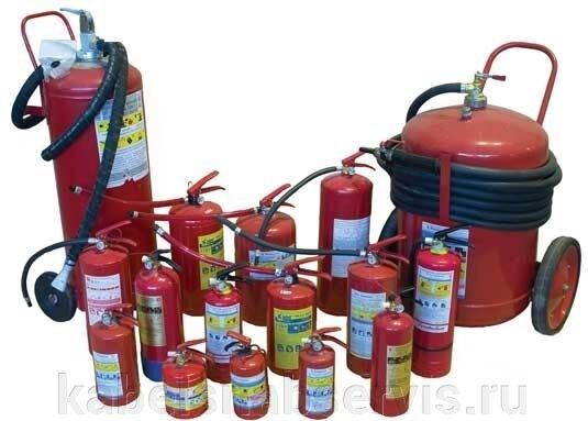 Пожарное оборудование (рукава, краны, колонки, стволы, фонари фос, огнетушители, модули, гидранты) - фото 1