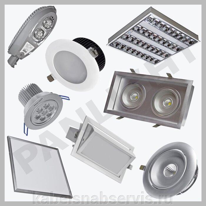 Светодиодная продукция торговой марки TL (светильники офисные, уличные, промышленные, даунлайты, прожекторы) - фото 24