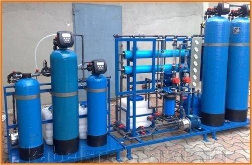 Водоподготовительные установки - фото 2