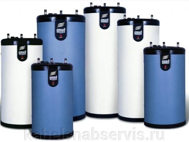 Тепловое и климатическое оборудование (водонагреватели, котлы отопительные, нагреватели, парогенераторы, радиаторы) - фото 1
