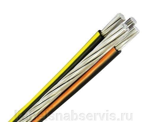 Самонесущие изолированные провода (СИП) (СИП-1, СИП-2, СИП-3, СИП-4) - фото 2