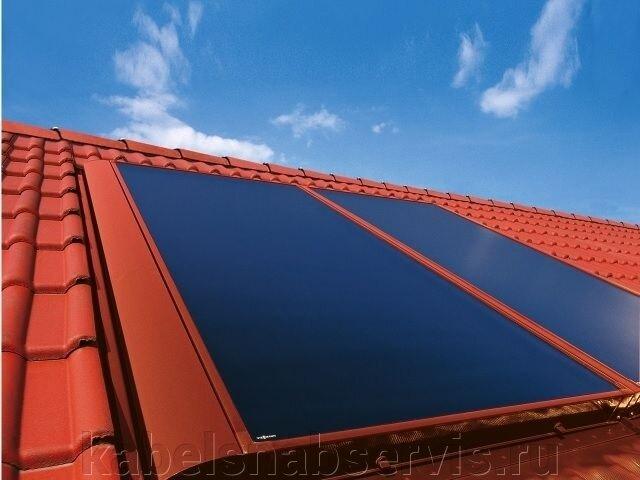 Солнечные коллекторы - фото 1