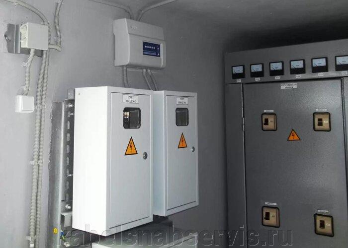 Бетонные трансформаторные подстанции БКТП - фото 3