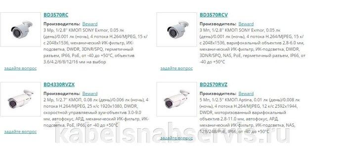 Системы видеонаблюдения: видеооборудование, видеокамеры, объективы, подсветки, усилители, преобразователи, грозозащита - фото pic_0aeeac51d25338a_700x3000_1.jpg
