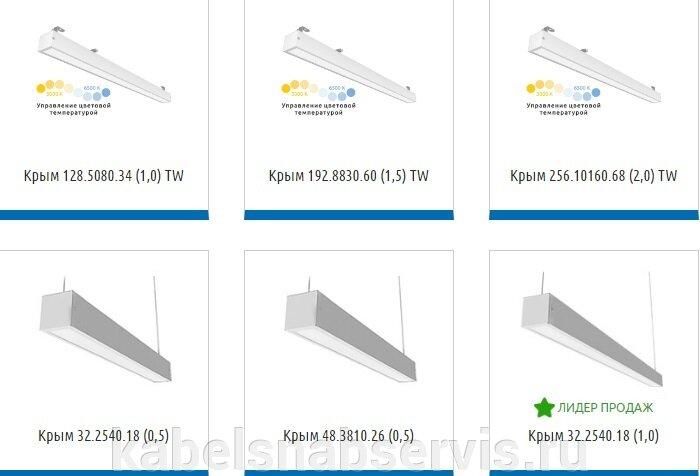 Светильник серии Крым для торгового освещения по оптовым ценам!!!! - фото pic_5e928bec0476d00376a2475bd8a1b02c_1920x9000_1.jpg