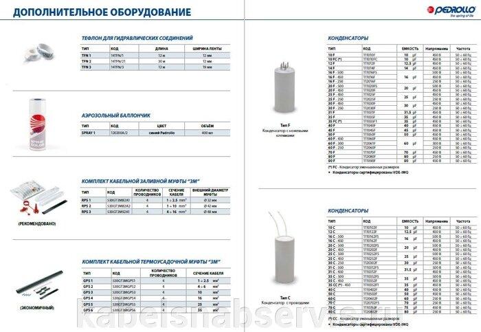 Автоматические станции повышения давления Pedrollo - фото pic_62231c5d5ff7143_700x3000_1.jpg