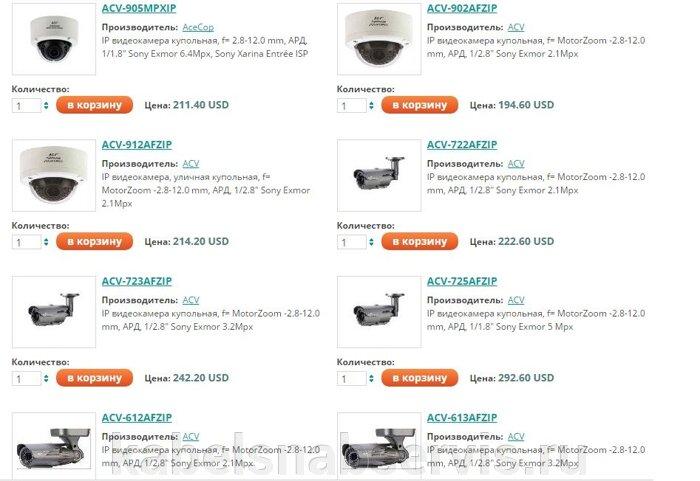 Системы видеонаблюдения: видеооборудование, видеокамеры, объективы, подсветки, усилители, преобразователи, грозозащита - фото pic_c946a46048b73d2_700x3000_1.jpg