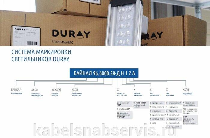 Офисные светильники серии Байкал - фото 1