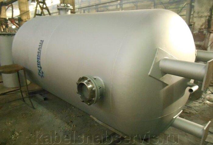Резервуары вертикальные стальные, ресиверы воздуха, аргона, кислорода, азота, водорода - фото pic_370ce2641745427_700x3000_1.jpg