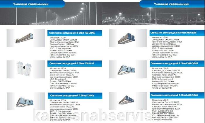 Светодиодная продукция торговой марки TL (светильники офисные, уличные, промышленные, даунлайты, прожекторы) - фото 21