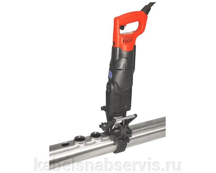 Электрический отбортовщик для стальных и нержавеющих труб T-Drill T-65 SS - фото pic_5078c77ecad360b_700x3000_1.jpg