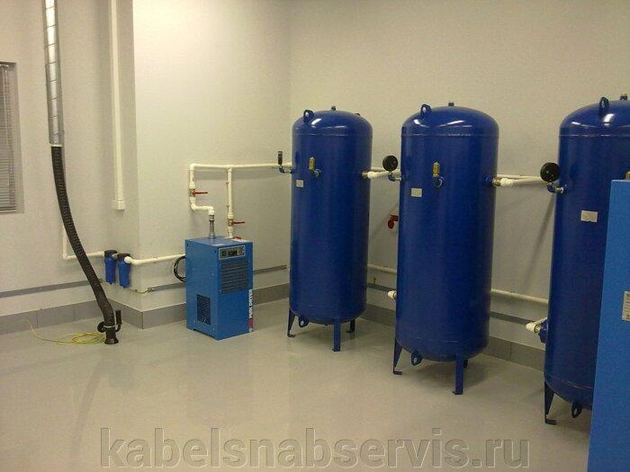 Резервуары вертикальные стальные, ресиверы воздуха, аргона, кислорода, азота, водорода - фото pic_a66aa090542223f_700x3000_1.jpg