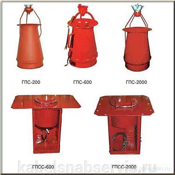 Пожарное оборудование (рукава, краны, колонки, стволы, фонари фос, огнетушители, модули, гидранты) - фото 33