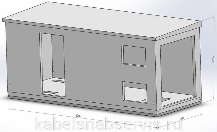 Бетонные корпуса для трансформаторных подстанций БКТП, КТП - фото pic_463db9b54012c9e_700x3000_1.jpg
