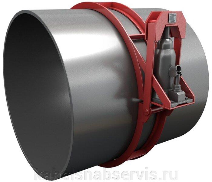 Оборудование для строительства нефтегазопроводов (центраторы наружные, внутренние, подвески троллейные, чокер-болты) - фото pic_b235151da1cf249_700x3000_1.jpg