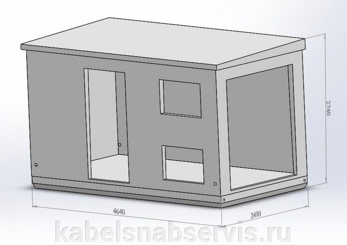 Бетонные корпуса для трансформаторных подстанций БКТП, КТП - фото pic_112d105e23ae633_700x3000_1.jpg
