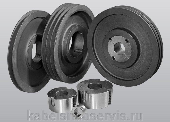 Шкивы для ременных передач, заготовки шкивов и натяжители ремней - фото pic_7467e3ef126adc3_700x3000_1.jpg