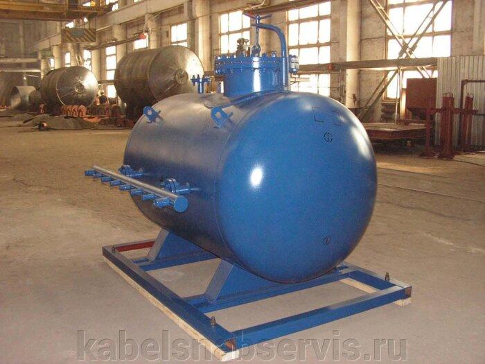 Резервуары вертикальные стальные, ресиверы воздуха, аргона, кислорода, азота, водорода - фото pic_d84f1293dda342a_700x3000_1.jpg