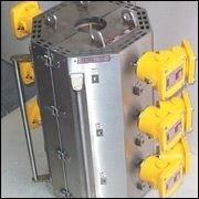 Взрывозащищенные нагреватели (погружные фланцевые, канальные, циркуляционные, проточные, хомутовые, формованные) - фото 9
