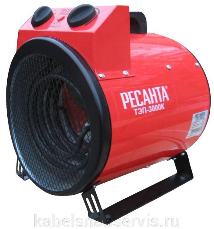 Электрические тепловые пушки Ресанта - фото 3