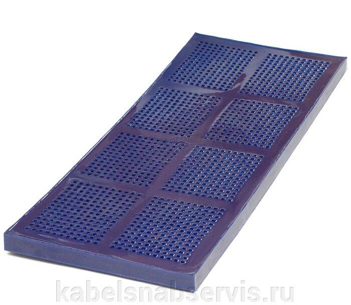 Сита (Просеивающие поверхности) резиновые износостойкие - фото pic_4bc1aa15951c096_700x3000_1.jpg