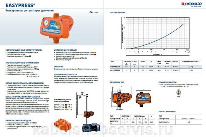 Автоматические станции повышения давления Pedrollo - фото pic_e04c55a62840503_700x3000_1.jpg