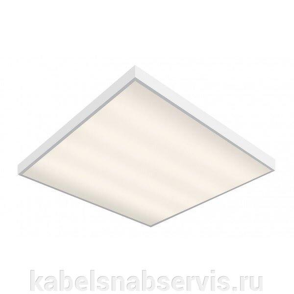 Светильники светодиодные Вартон (уличные, офисные, для жкх, промышленные, для медицинских помещений) - фото 1