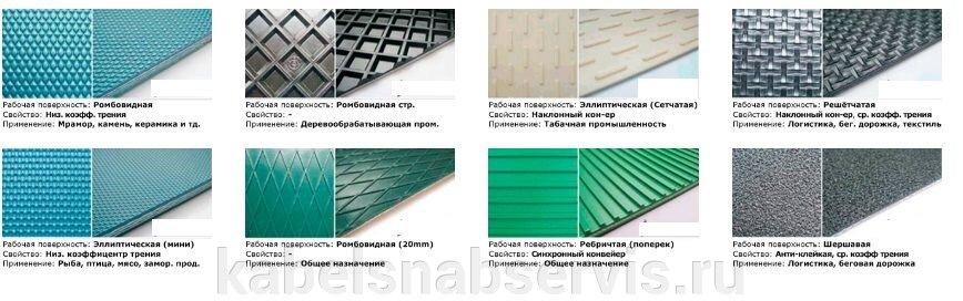 Конвейерные (транспортерные) ленты пластиковые, поворотные,  резинотканевые, бесшовные - фото pic_3c9f9069cc673fc_1920x9000_1.jpg