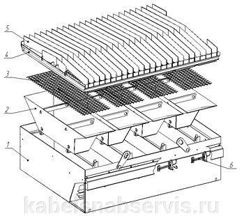 Столы вытяжные секционные для термической резки металлов - фото pic_547daa727a45be5_700x3000_1.jpg