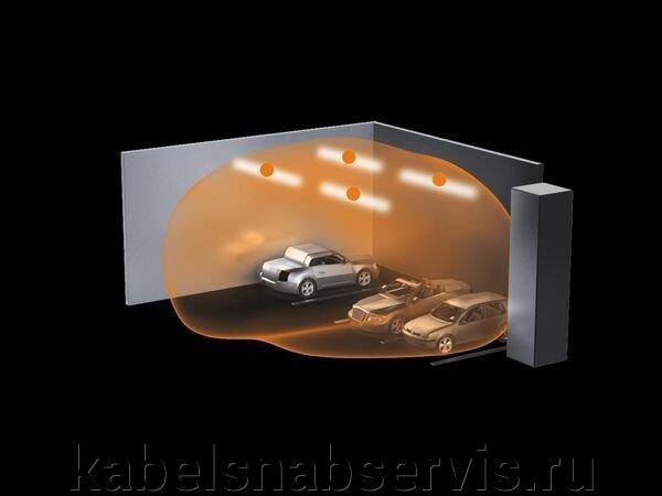 Система освещения (DALI комплектация, svamp function) - фото 8