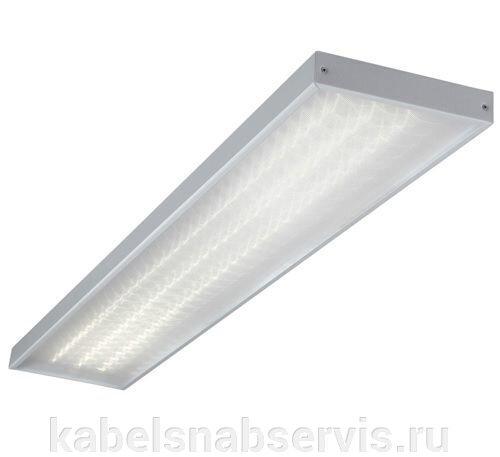 Светодиодные светильники серии Каспий - фото 1