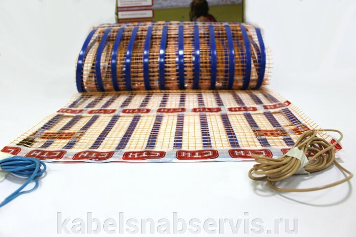 Электрический теплый пол по ценам завода-производителя торговой марки СТН!!! - фото pic_5e149012711e617_700x3000_1.jpg