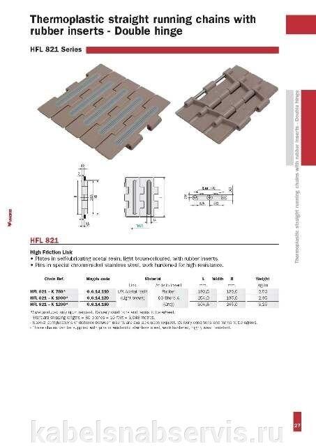 Пластинчатые цепи (пластиковые и металлические) MAGRIS - фото pic_502785ecd99f655_700x3000_1.jpg