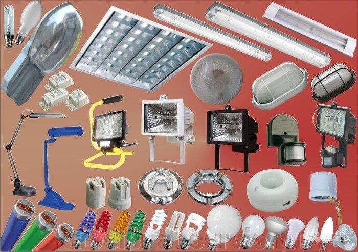 Светотехническая и светодиодная продукция (светильники, лампы, прожектора) - фото 1